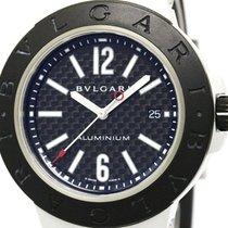 Bulgari Aluminium Automatic Aluminum Men's Sports Watch AL44TA