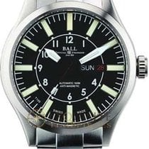 Ball Engineer Master II Aviator NM1080C-S3-BK new