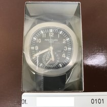 Patek Philippe Aquanaut Travel Time 5164A Steel Double Sealed