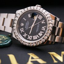 Rolex Datejust Diamond Watch
