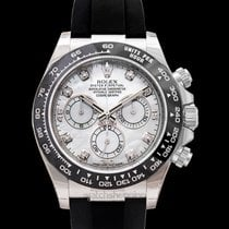 Rolex Daytona White gold 40mm Mother of pearl United States of America, California, San Mateo