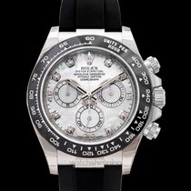 Rolex Daytona new White gold