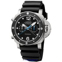 Panerai PAM00615 Titanium Luminor Submersible 1950 3 Days Automatic 47mm pre-owned United States of America, California, Newport Beach