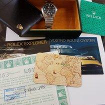 Rolex Explorer I 1016 New Very Rare Full Set