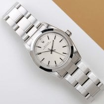 Rolex Oyster Perpetual 31 Acero 31mm Plata