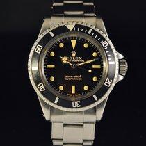 Rolex 5513 Acier 1964 Submariner (No Date) 40mm occasion France, Paris