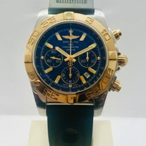 Breitling Chronomat 44 použité 44mm Zlato/Ocel