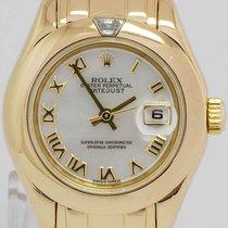 Rolex Pearlmaster Gelbgold 29mm Perlmutt Deutschland, München