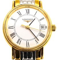 Longines 24mm Quartz tweedehands La Grande Classique Wit