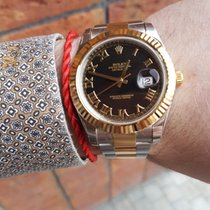 Rolex Datejust II nové 41mm Zlato/Ocel