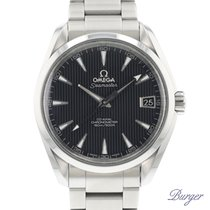 Omega Seamaster Aqua Terra pre-owned 38.5mm Steel