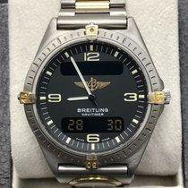 Breitling Aerospace pre-owned 43mm Titanium