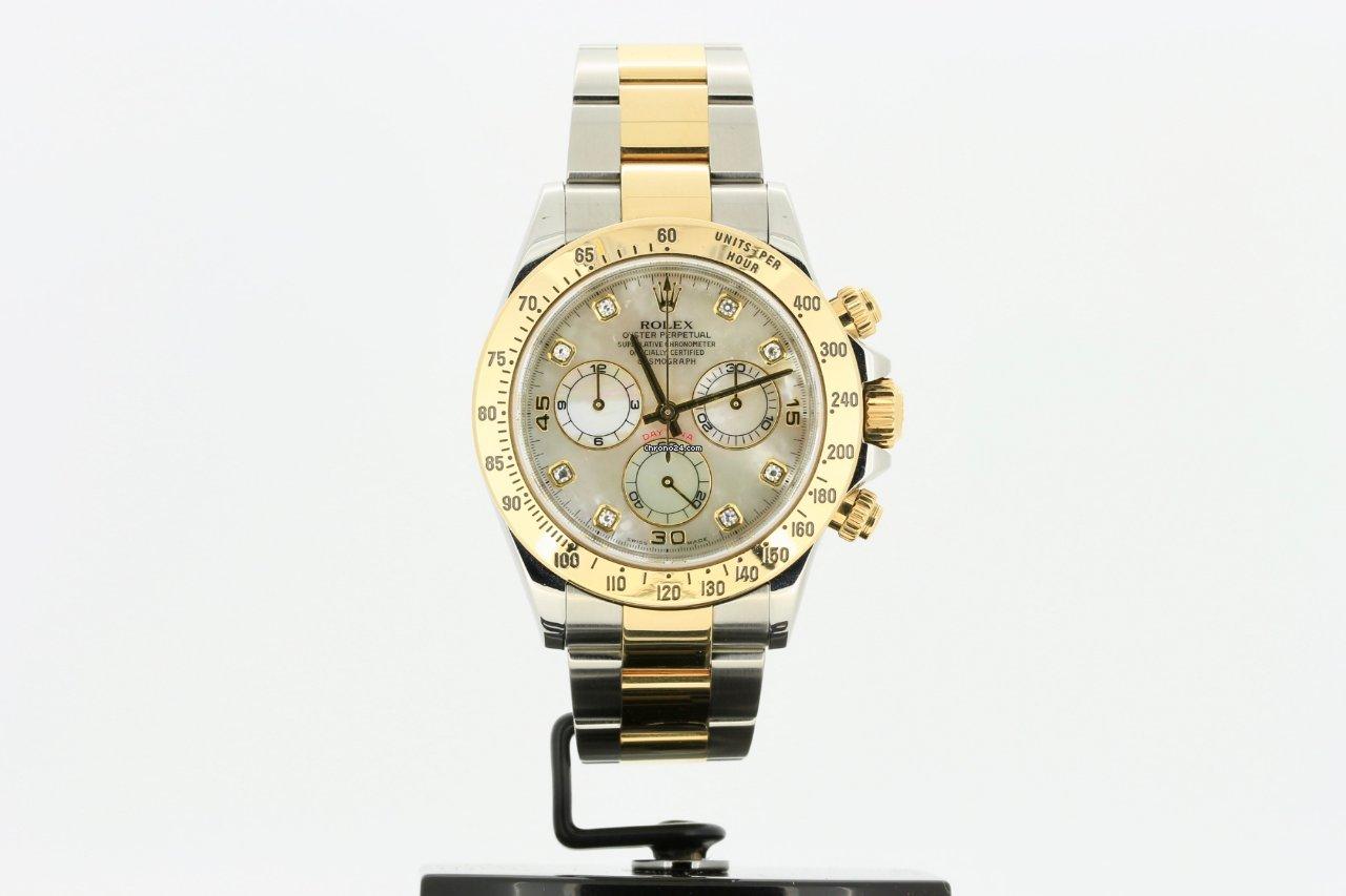 6becb9efd35 Rolex 116523 - Compare preços na Chrono24