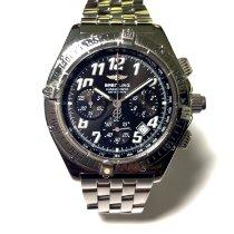 Breitling Windrider neu Quarz Uhr mit Original-Box und Original-Papieren A69048