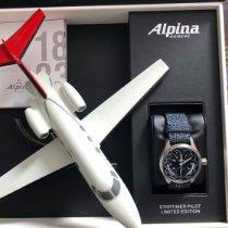 Alpina Stahl 44mm Automatik AL-718B4S6 gebraucht Schweiz, Schindellegi
