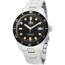 Oris Divers Sixty Five Steel 42mm Black United States of America, New York, Brooklyn