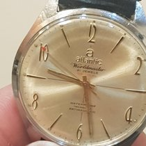 Atlantic 37mm Manual winding pre-owned