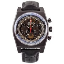 Zenith El Primero New Vintage 1969 Black United States of America, Florida, North Miami Beach