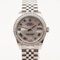 Rolex Lady-Datejust Staal 31mm Parelmoer
