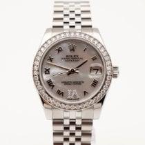 Rolex Lady-Datejust Stahl 31mm Perlmutt