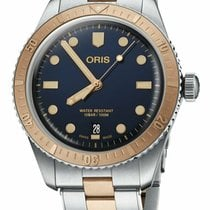 Oris Divers Sixty Five Steel 40mm Blue United States of America, New Jersey, Cherry Hill