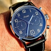 Stowa Acier 41mm Remontage automatique occasion France, Nancy
