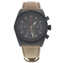Tudor Fastrider Black Shield Ceramic 47mm Black