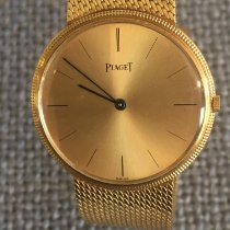 Piaget Yellow gold Manual winding 9021 B 11 pre-owned United States of America, Maryland, Gaithersburg