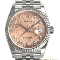Rolex Datejust new 2019 Automatic Watch with original box and original papers 126234