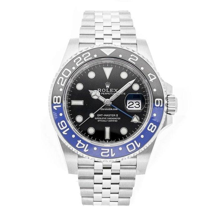 Ii Gmt Master 126710blnr Rolex Batman 3jRA54L