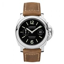 Panerai Luminor Marina Automatic Steel 44mm Black Arabic numerals United States of America, Iowa, Des Moines