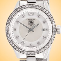 TAG Heuer Carrera Lady Steel 27mm Mother of pearl United States of America, Illinois, Northfield