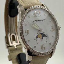 Girard Perregaux Cat's Eye White gold 30mm Mother of pearl Arabic numerals
