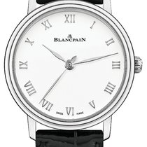 Blancpain Villeret Ultra-Slim new 2019 Automatic Watch with original box and original papers 6104-1127-55A