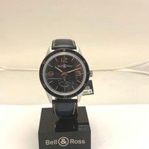 Bell & Ross BR V1 nieuw 2017 Automatisch Horloge met originele doos en originele papieren BRV123-BLU-ST/SCR