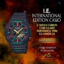 Casio G-Shock GA-2100TH-1A nov