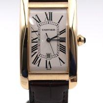 Cartier Oro giallo 27mm Automatico 1740 usato Italia, Castel Mella