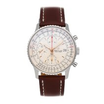 Breitling A13324121/G1X1 Steel Navitimer Heritage 41mm pre-owned United States of America, Pennsylvania, Bala Cynwyd