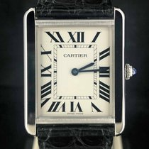 Cartier Tank Solo 3169 2013 pre-owned