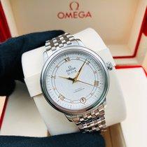 Omega De Ville Prestige Acero 32.7mm Plata