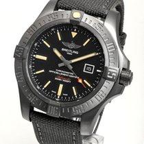 Breitling Avenger Blackbird V17310101B1W1 Unworn Titanium 48mm Automatic