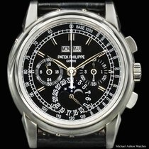 Patek Philippe Perpetual Calendar Chronograph Platinum 40mm United States of America, New York, New York