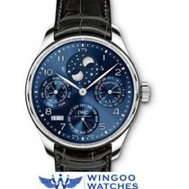 IWC - PORTOGHESE CALENDARIO PERPETUO DIGITALE Ref. IW503401