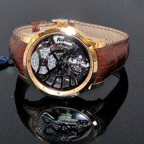 Ulysse Nardin Skeleton Tourbillon Manufacture 18K Rose Gold...