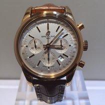 Breitling Transocean Chronograph RB015212/G738 Novo Ruzicasto zlato 43mm Automatika