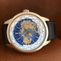 Jaeger-LeCoultre Geophysic universal time pink gold gmt