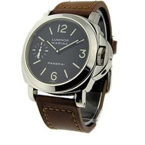 Panerai PAM00001 PAM 1 - Luminor Marina - Polished Steel Case...