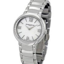 Baume & Mercier MOA10160 Promesse 30mm Watch in Diamond...