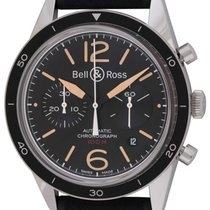 Bell & Ross : BR 126 Sport Heritage Chrono :  BR126-94-SP : ...