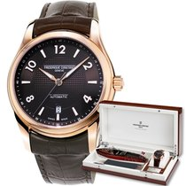 Frederique Constant Runabout Automatic Steel 43mm Brown